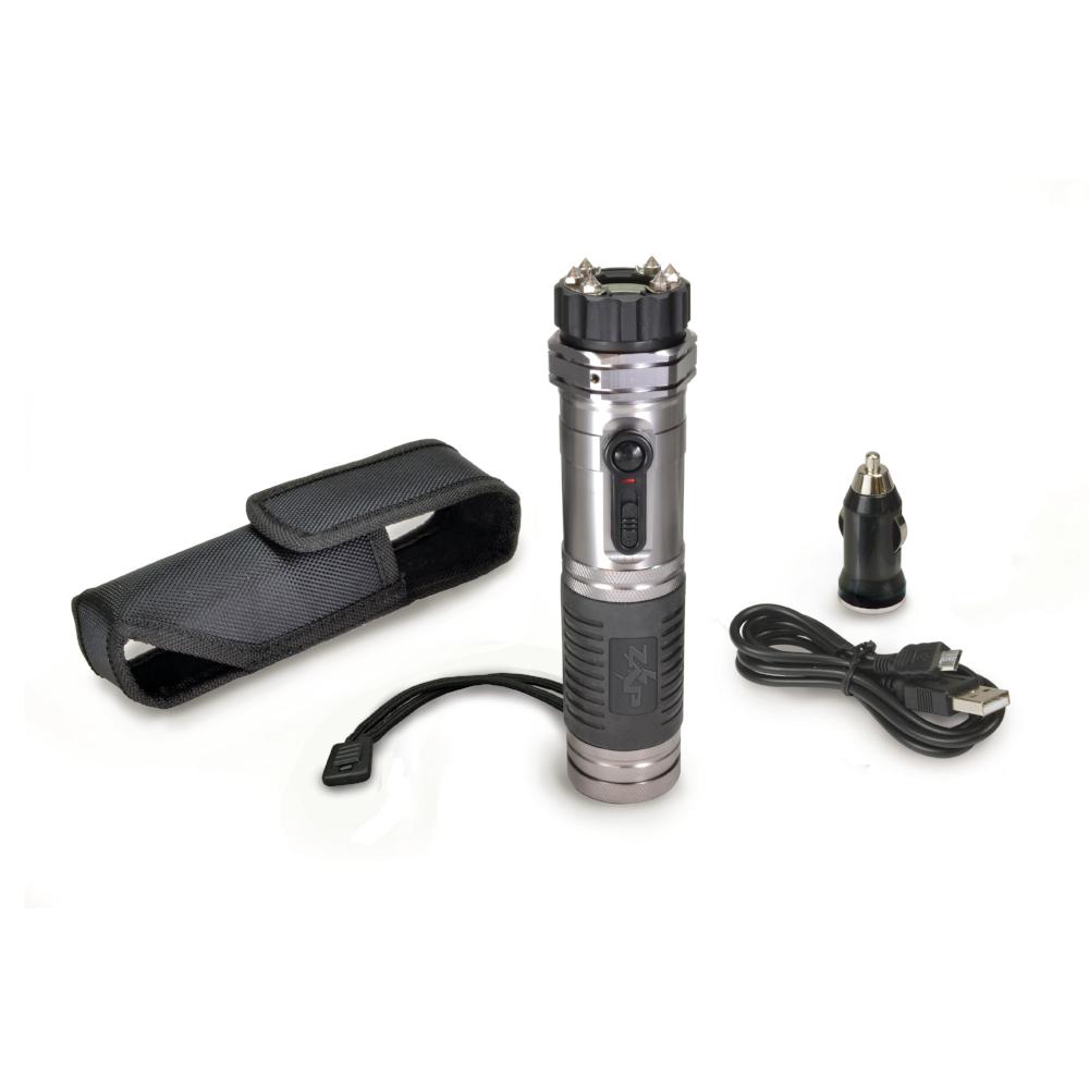 Zap Light 1 Million Volt Stun Device With Flashlight