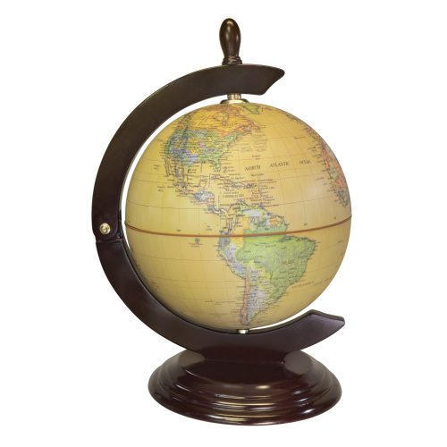 The Gun Globe keeps your guns safe