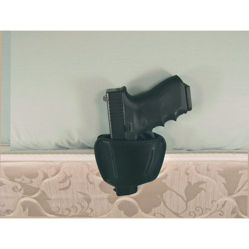 Holster Mate Bedside in use