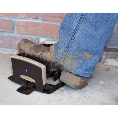 Boot Bruch Scraping Boot