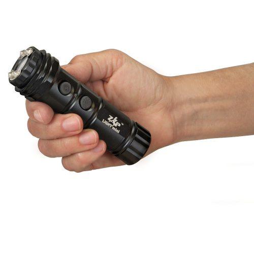 Zap Light Mini in hand