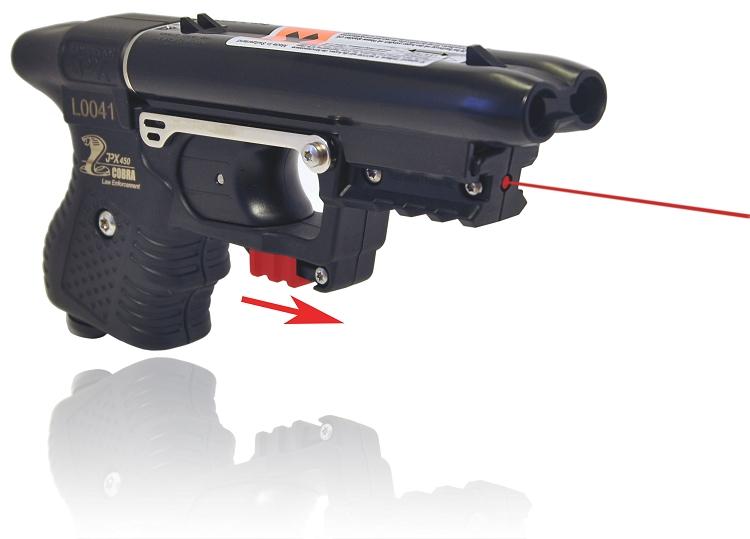 JPX Pepper Gun