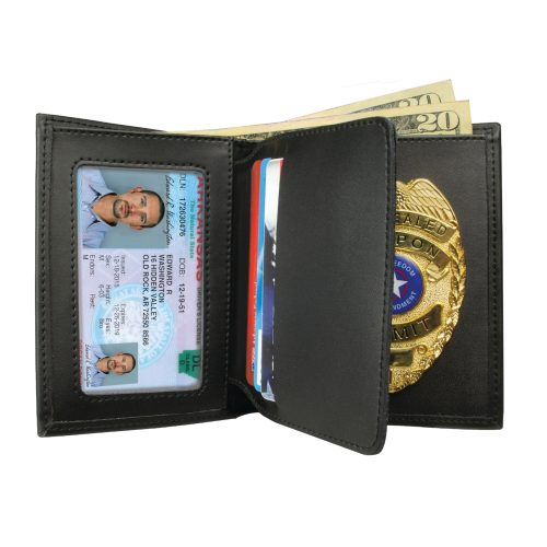 Permit Badge Wallet
