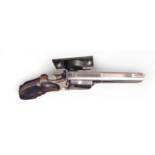 Quick Draw Gun Magnet - revolver under mount